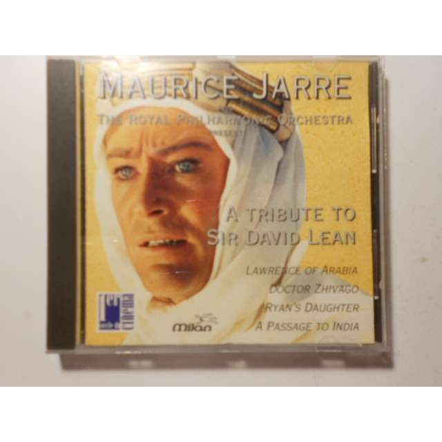 maurice jarre a tribute to sir david lean