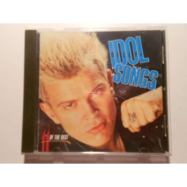 billy idol songs 11 of the best