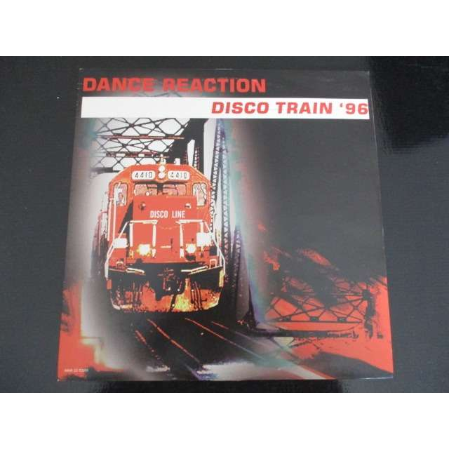 Dance Reaction Disco Train '96