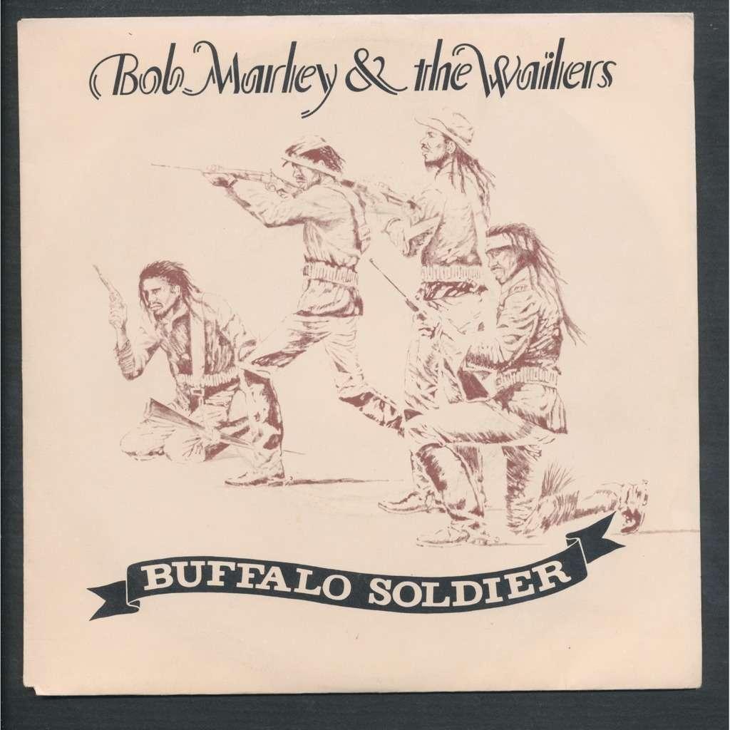 BOB MARLEY & THE WAILERS buffalo soldier