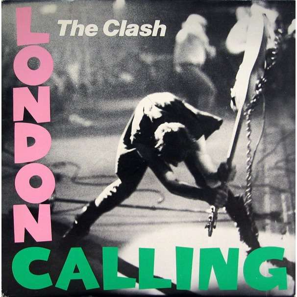 "The Clash ""London Calling"" [2 LP Albums Vinyles 33 tours 12"" - 1979]"