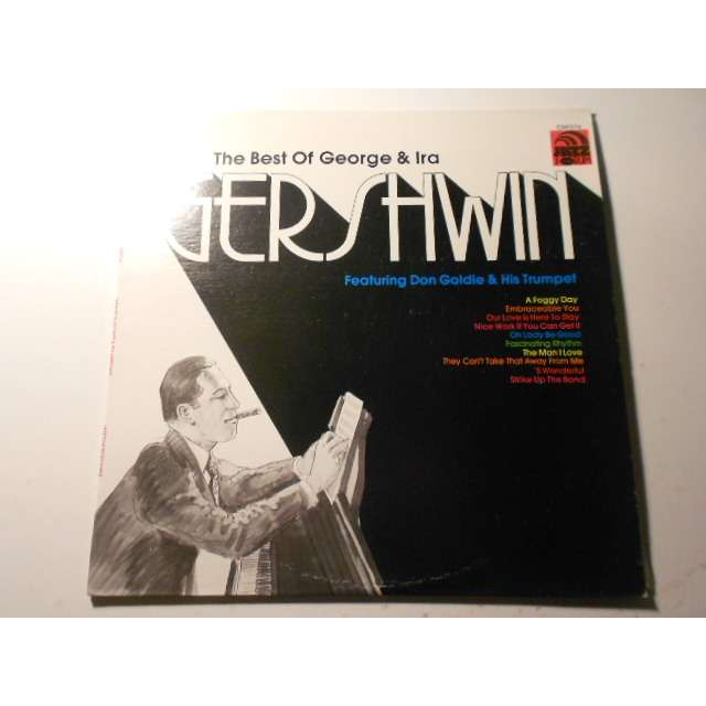 george & ira gershwin the best of