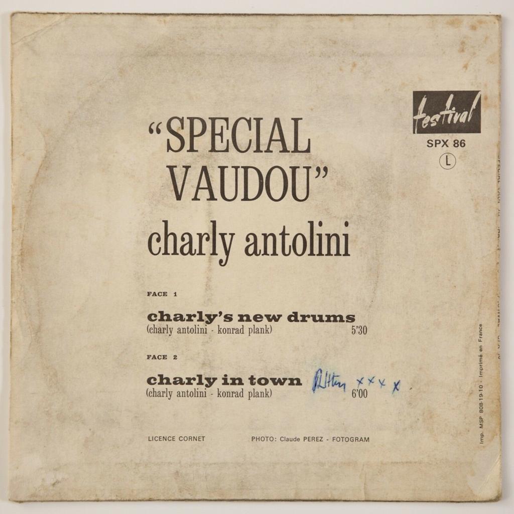Charly Antolini Special Vaudou (Jazz/Soul)