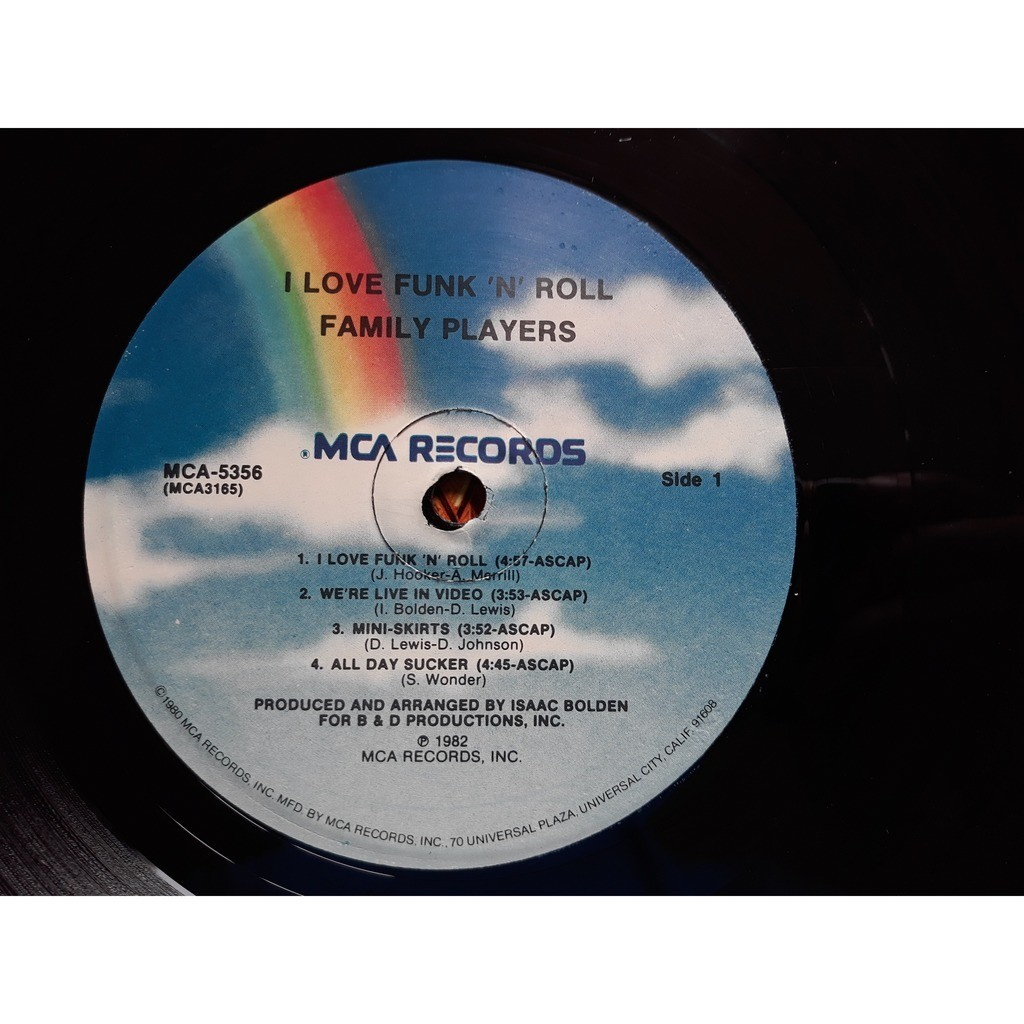 Family Players* - I Love Funk 'N' Roll (LP, Album) Family Players* - I Love Funk 'N' Roll (LP, Album)