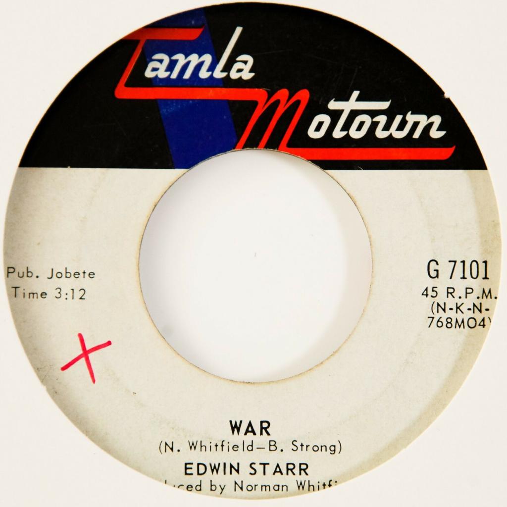 Edwin Starr War (Soul/Funk)