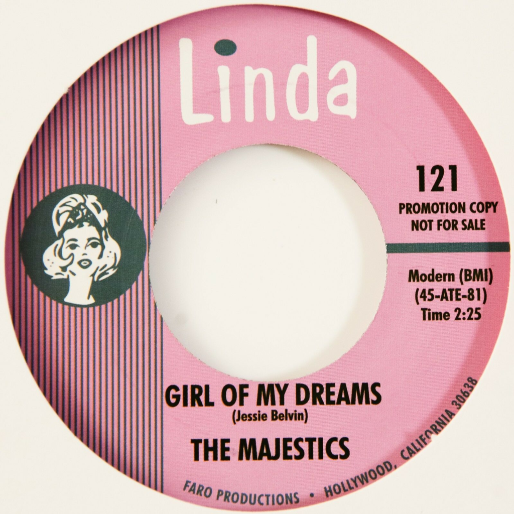 The Majestics It Hurts Me/Girl Of My Dreams (Soul)