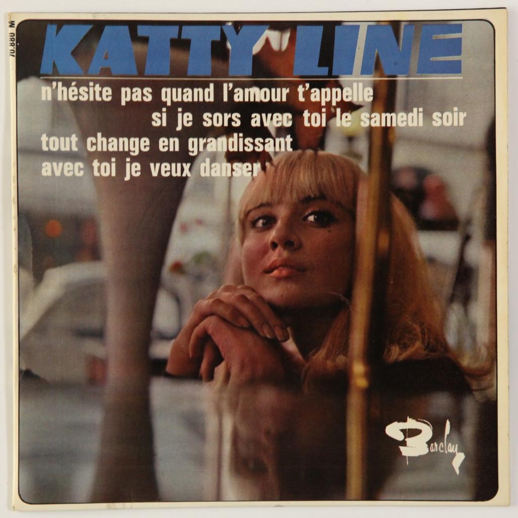 Katty Line N'Hésite Pas Quand L'Amour T'Appelle +3