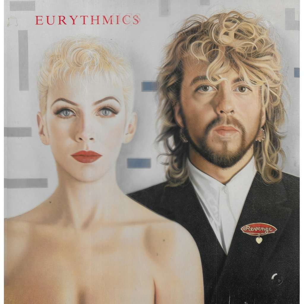 EURYTHMICS Revenge: Missionary man - Thorn in my side - When tomorrow comes - The last time - The miracle of lo