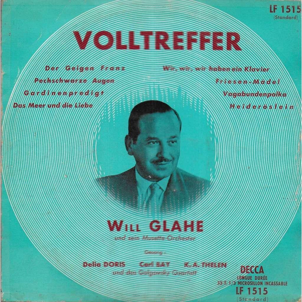 Will GLAHE und sein musette orchester Volltreffer