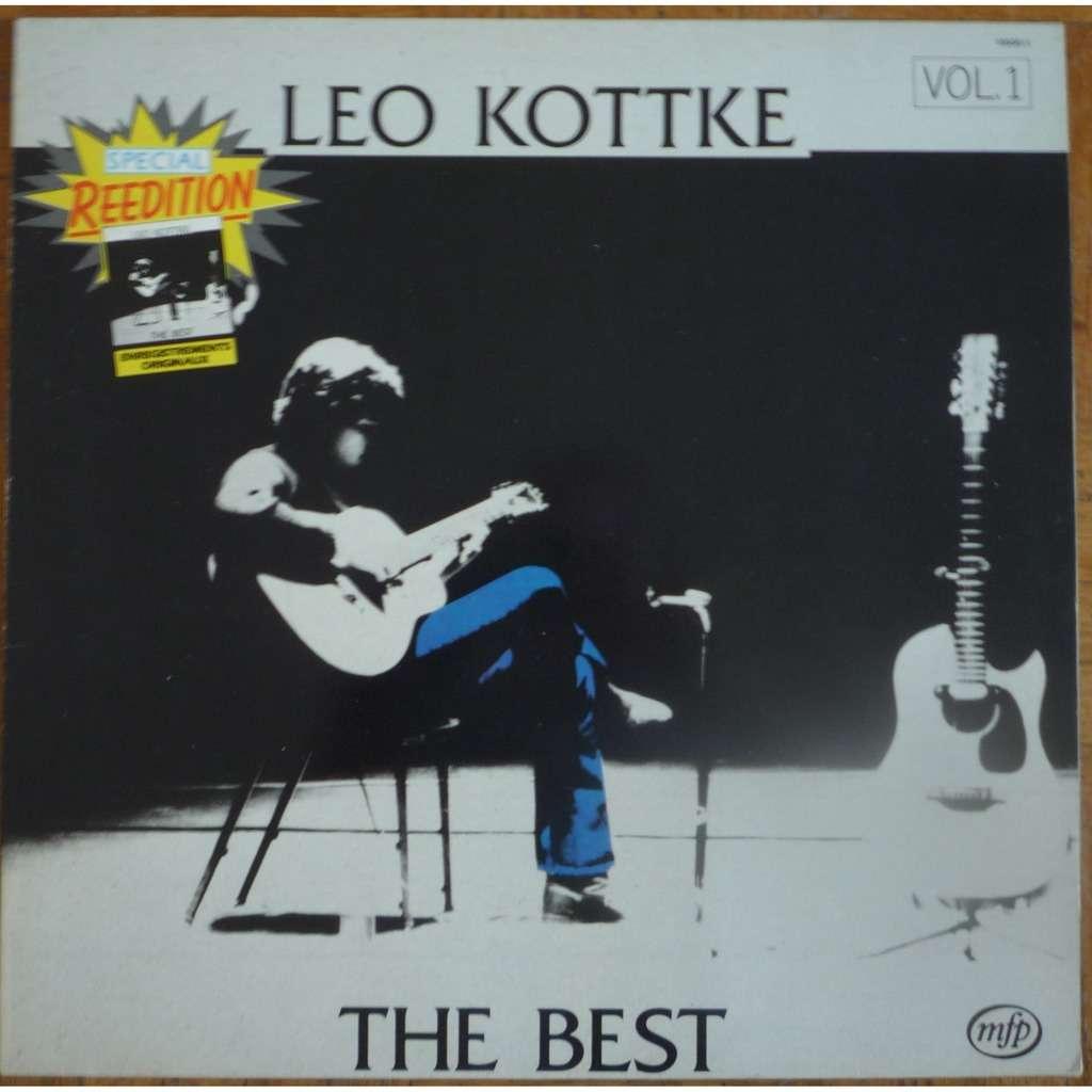 leo kottke the best vol. 1