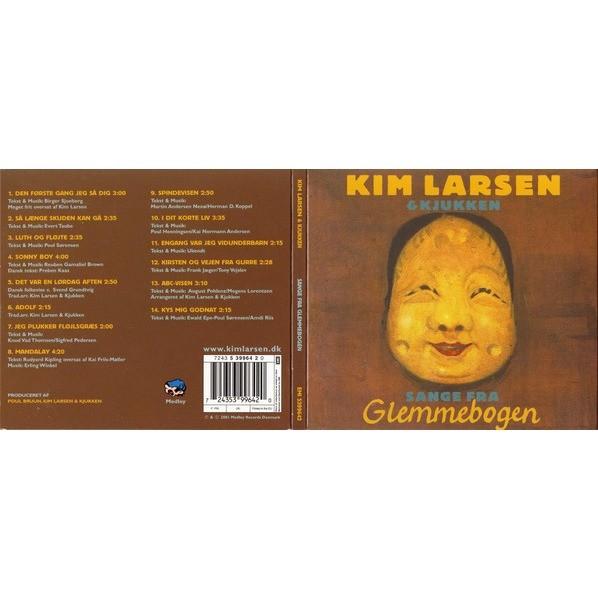 Kim Larsen & Kjukken Sange Fra Glemmebogen