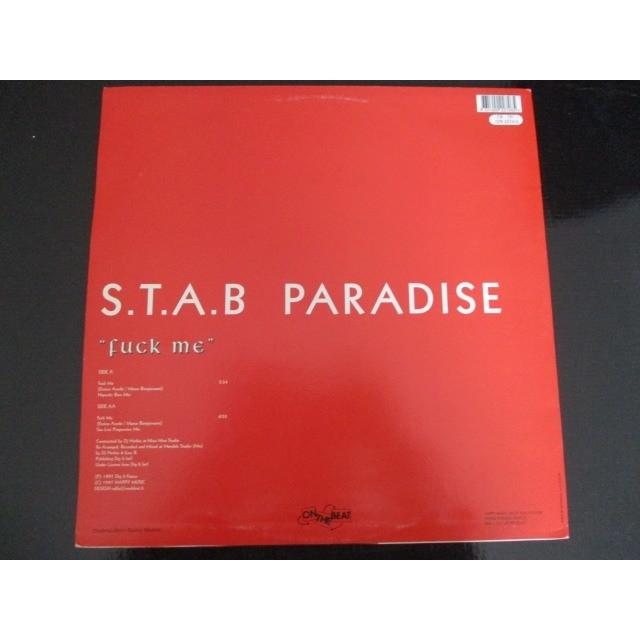 S.T.A.B. Paradise Fuck Me