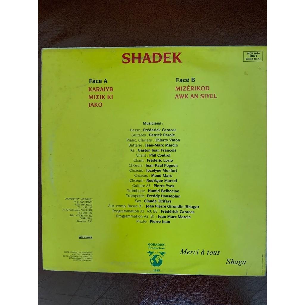 Shadek Shadek