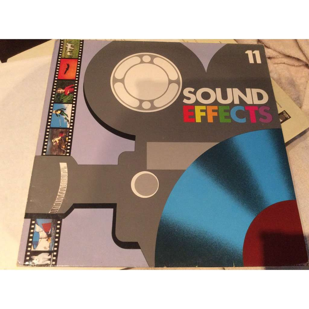 compilation . divers . various artists Sound Effects 11