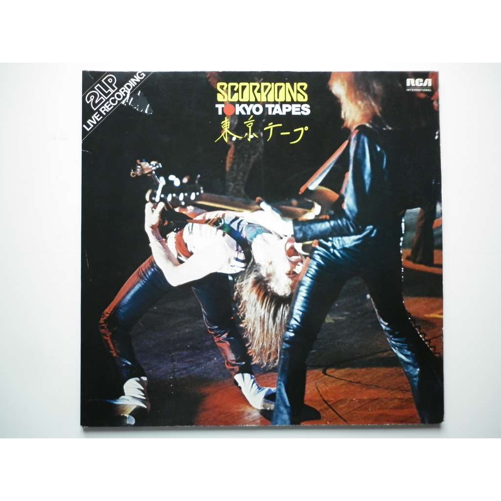 Scorpions Tokyo Tapes