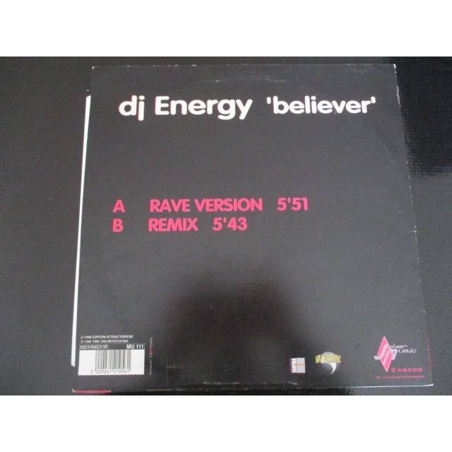 DJ ENERGY BELIEVER
