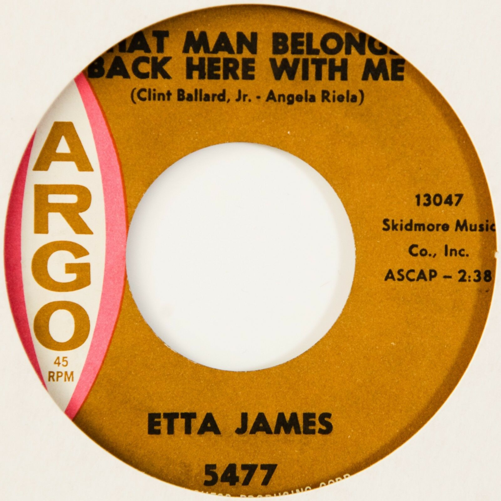Etta James Breaking Point (Soul)