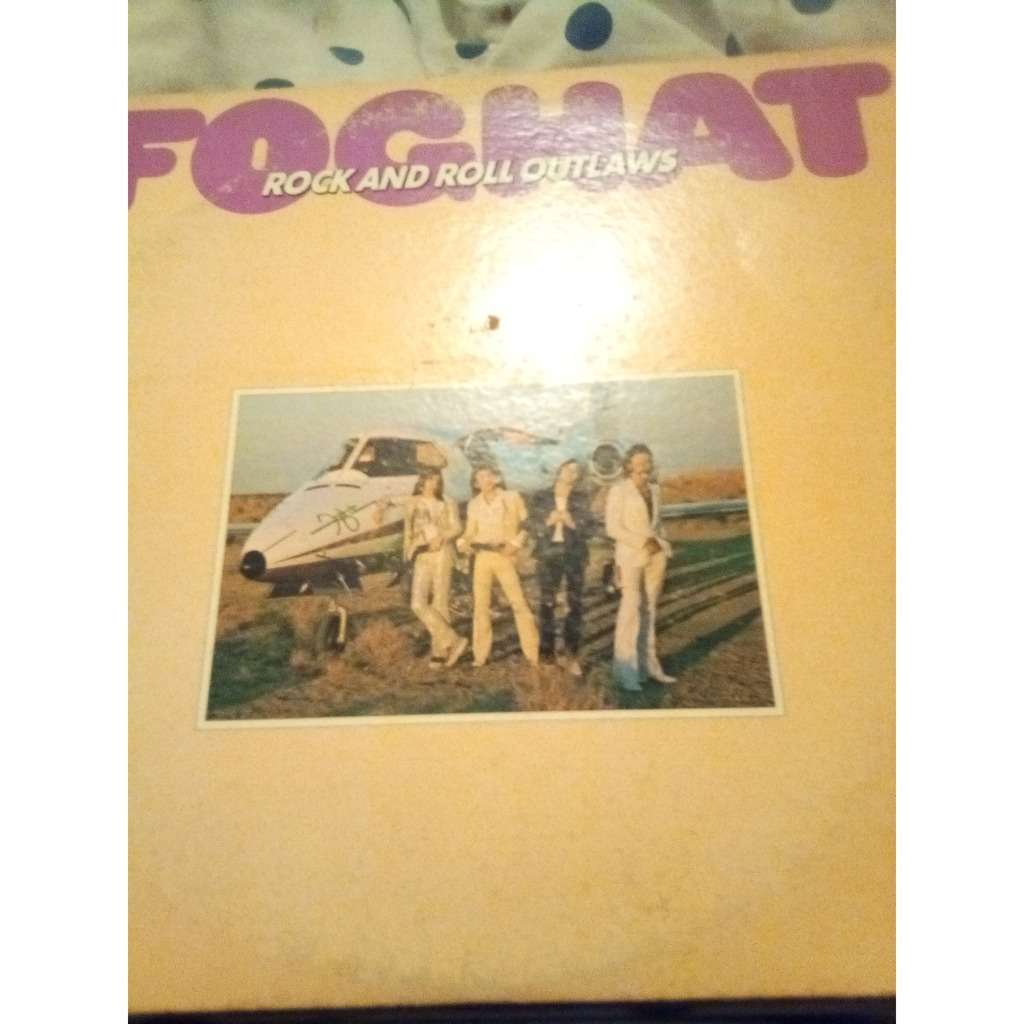 foghat Rock and roll outlaws