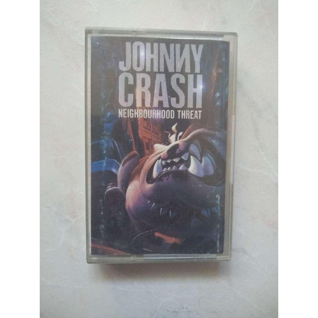 johnny crash neighbourhood threat