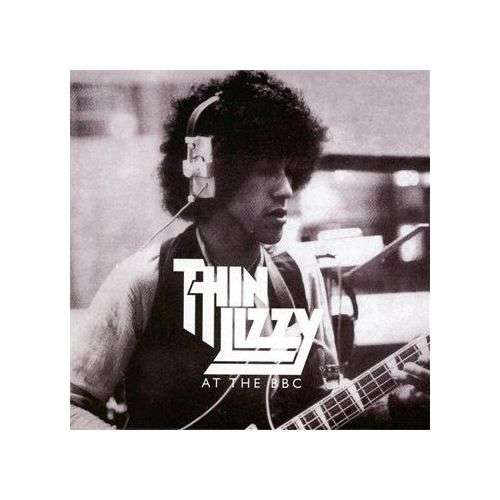Thin Lizzy Live At The Bbc Coffret 7 Disques