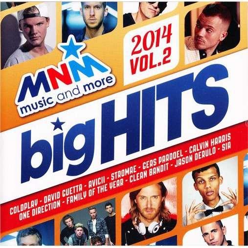 Oscar & The Wolf , Stromae , Sia, Coldplay, Avicii MNM Big Hits 2014 Vol.2