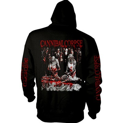 CANNIBAL CORPSE Butchered At Birth - HOODIE