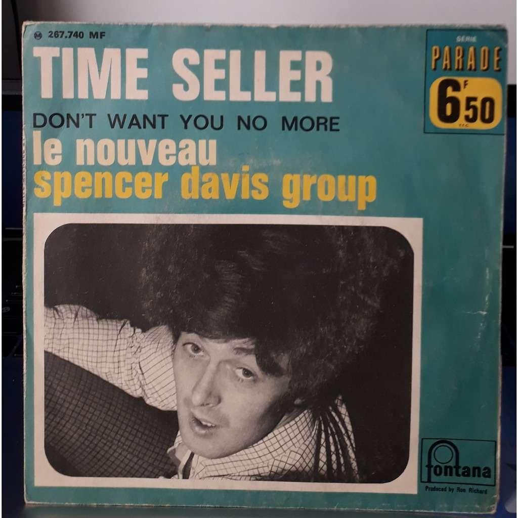 the spencer davis group time seller
