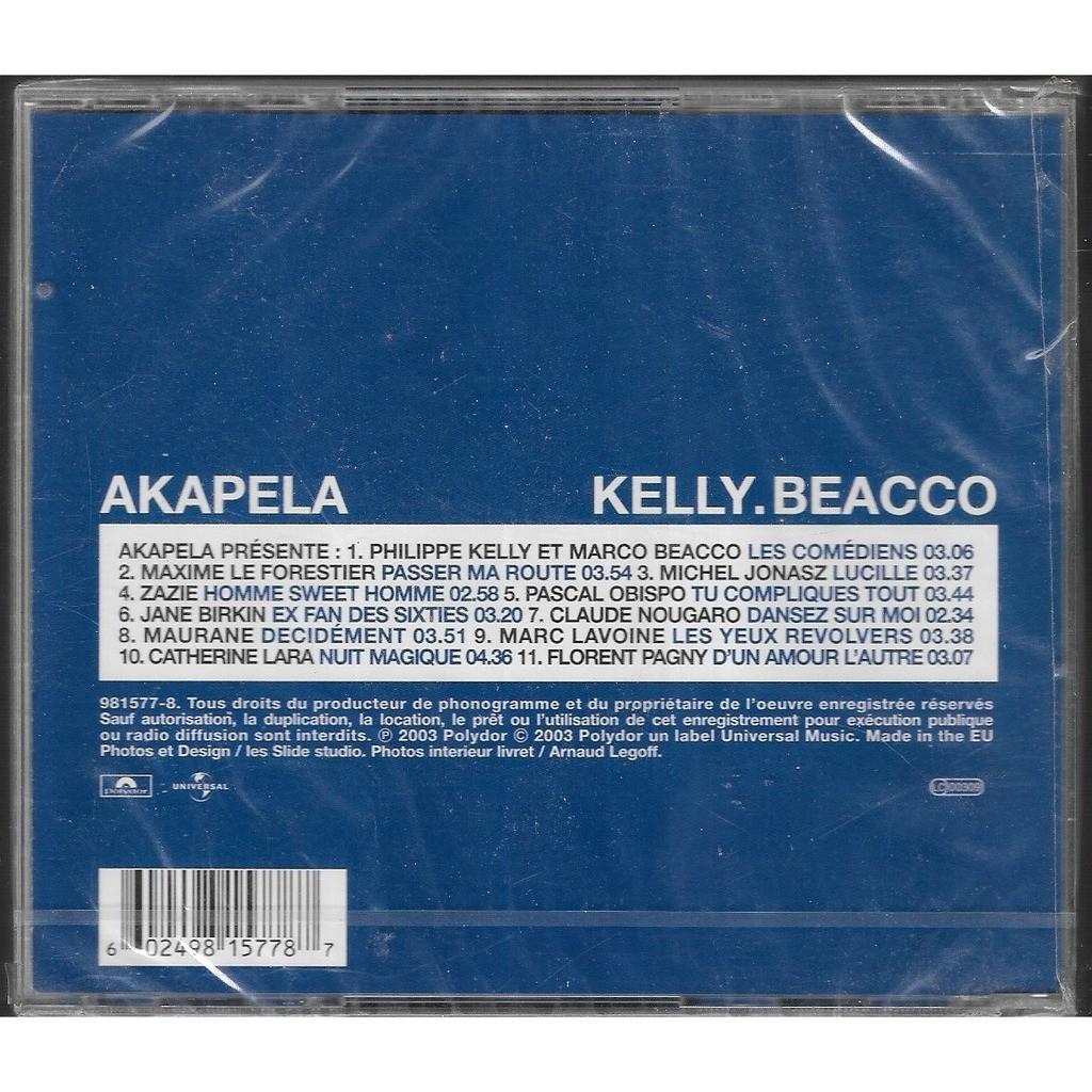 Kelly.Beacco Akapela