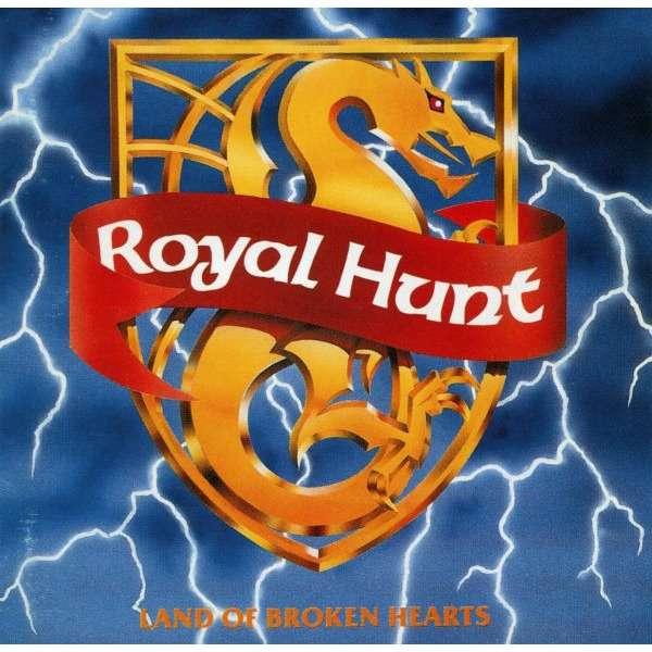 Royal Hunt Land Of Broken Hearts (incl. 4 bonuses)