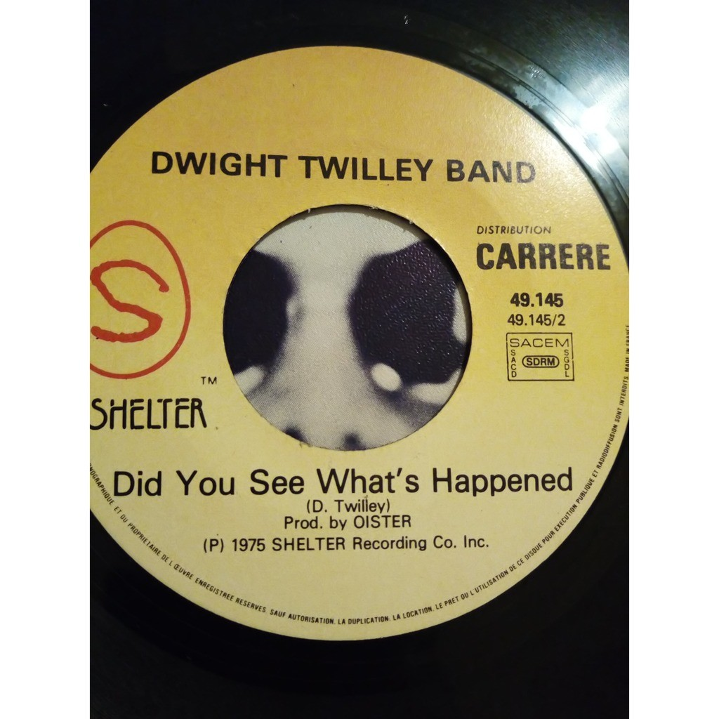 Dwight Twilley Band I'm On Fire