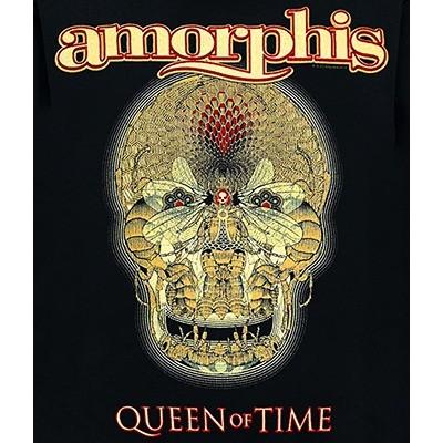 AMORPHIS Queen of Time - ZIP HOODIE