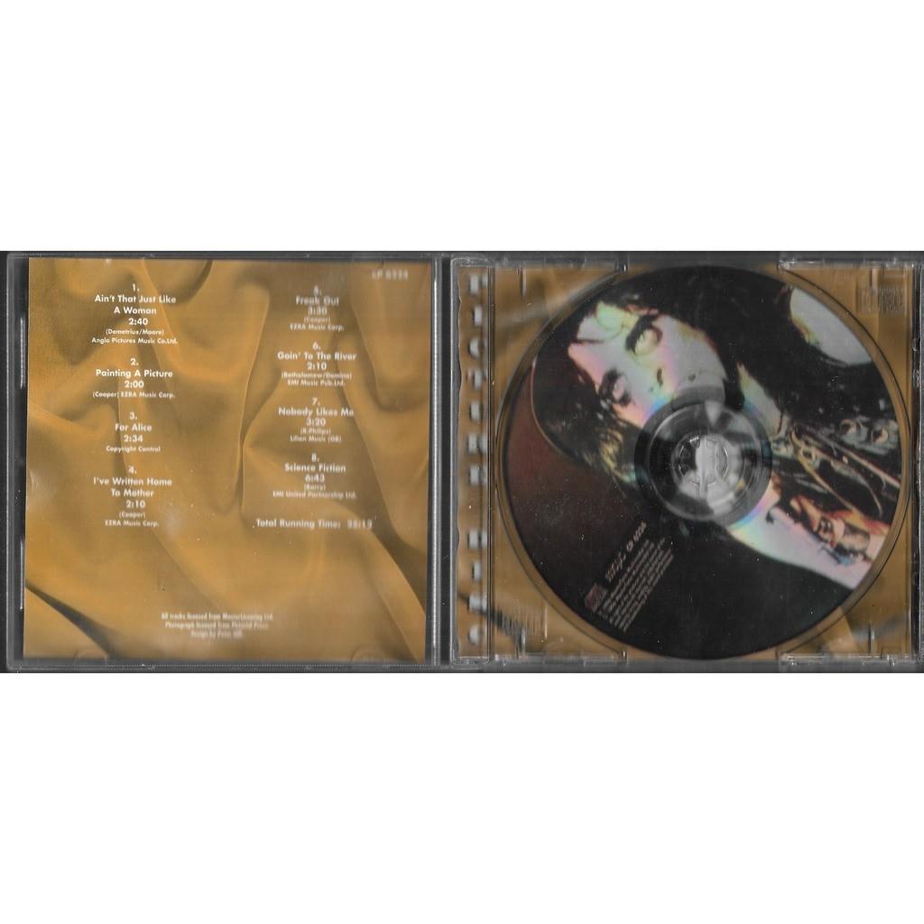 ALICE COOPER CD PICTURE
