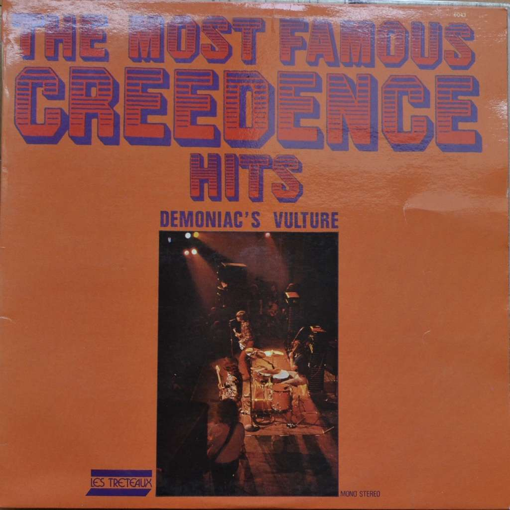 CREEDENCE CLEARWATER REVIVAL the most famous CREEDENCE hits