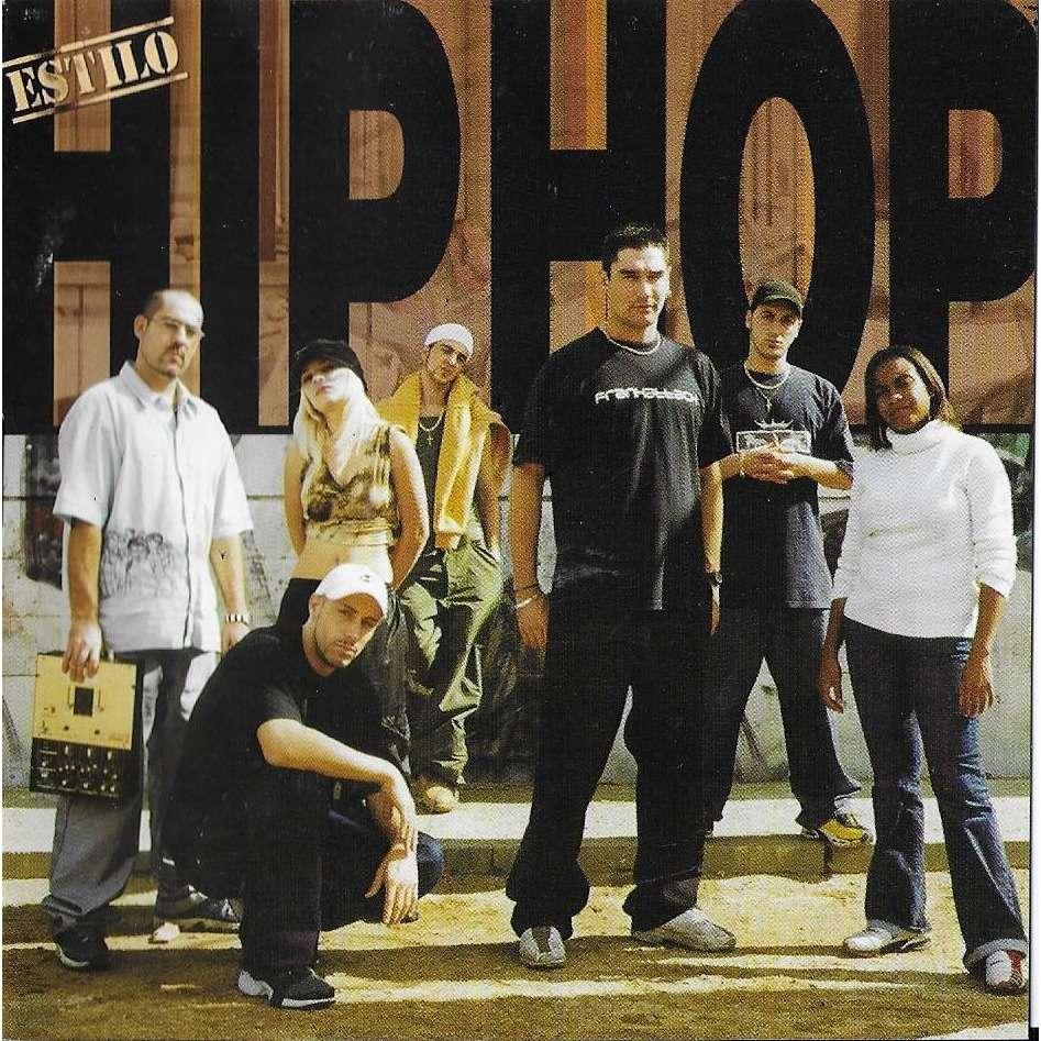 Mala Rodríguez, La Excepcion, Arianna Puello, Nach Estilo Hip Hop (LTD EDITION 3CD + 1DVD)