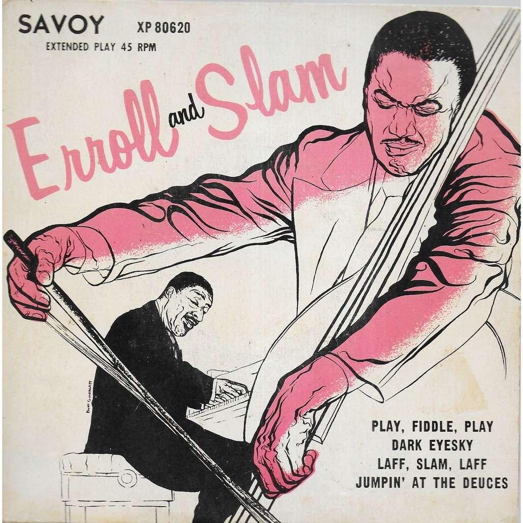 Erroll GARNER & Slam STEWART Erroll and Slam
