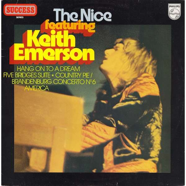 NICE featuring KEITH EMERSON NICE featuring KEITH EMERSON