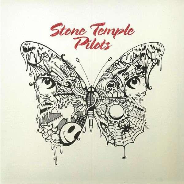 stone temple pilots Stone Temple Pilots (Euro 2018 Ltd 12-trk LP on Rhino lbl full stickered ps+inner slv!)