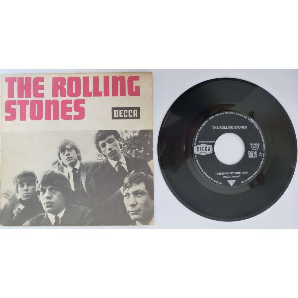 The Rolling Stones Time is on my side