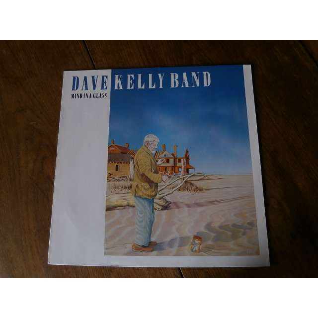the dave kelly band mind in a glass