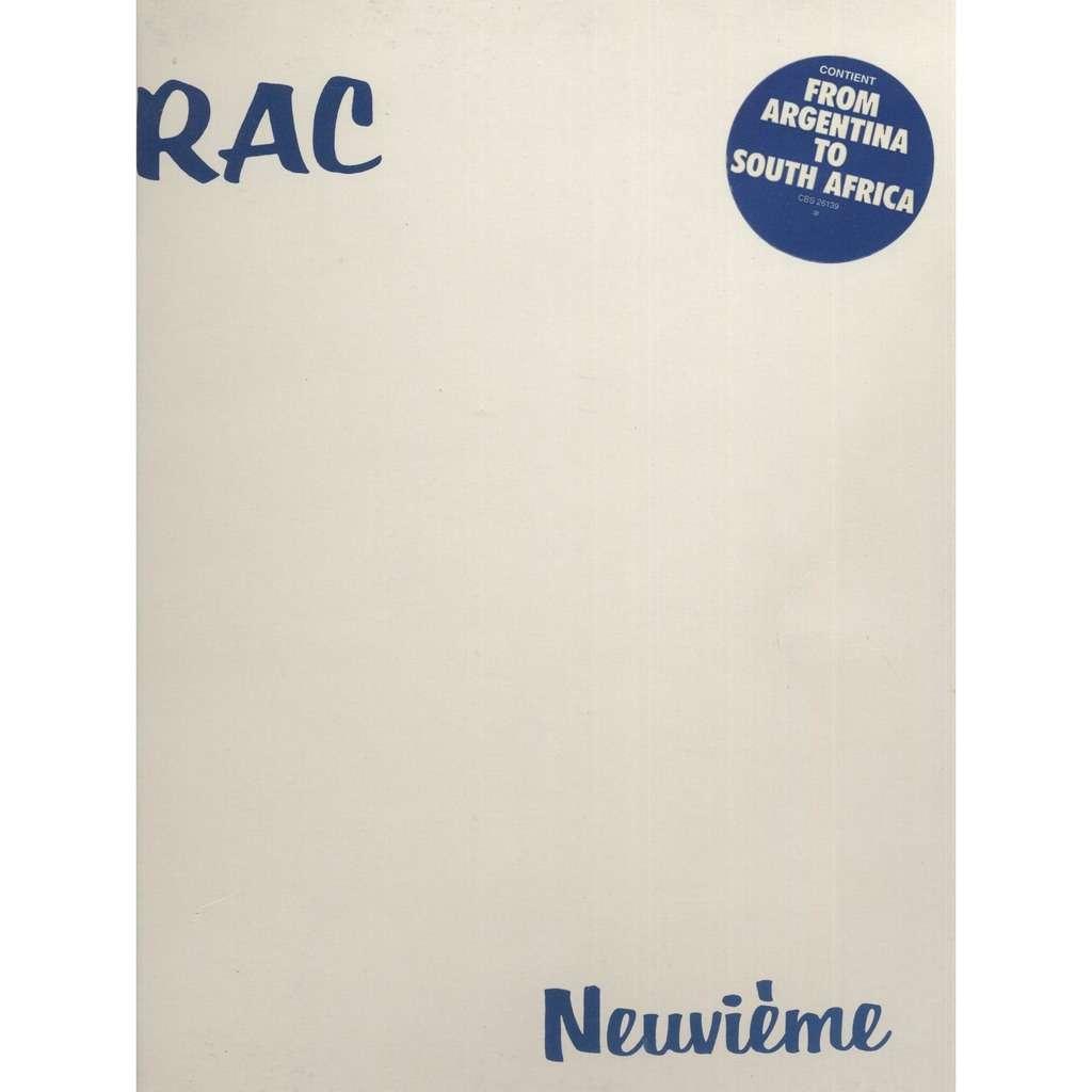 nicolas peyrac Neuvième
