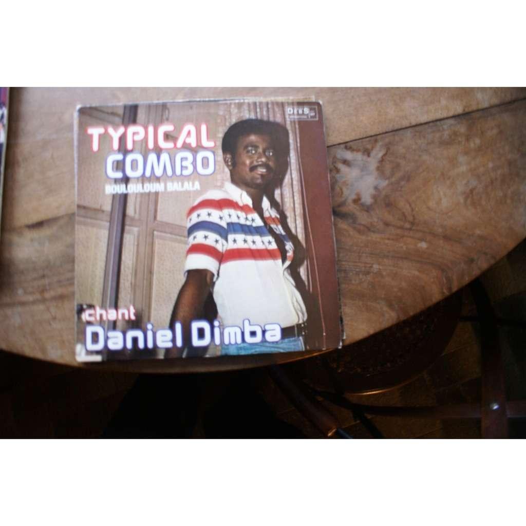 TYPICAL COMBO / DANIEL DIMBA BOULOULOUM BALALA