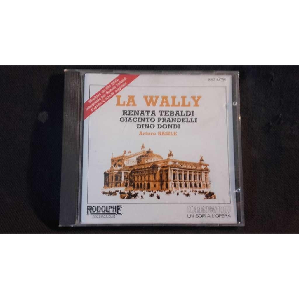 renata tebaldi La Wally