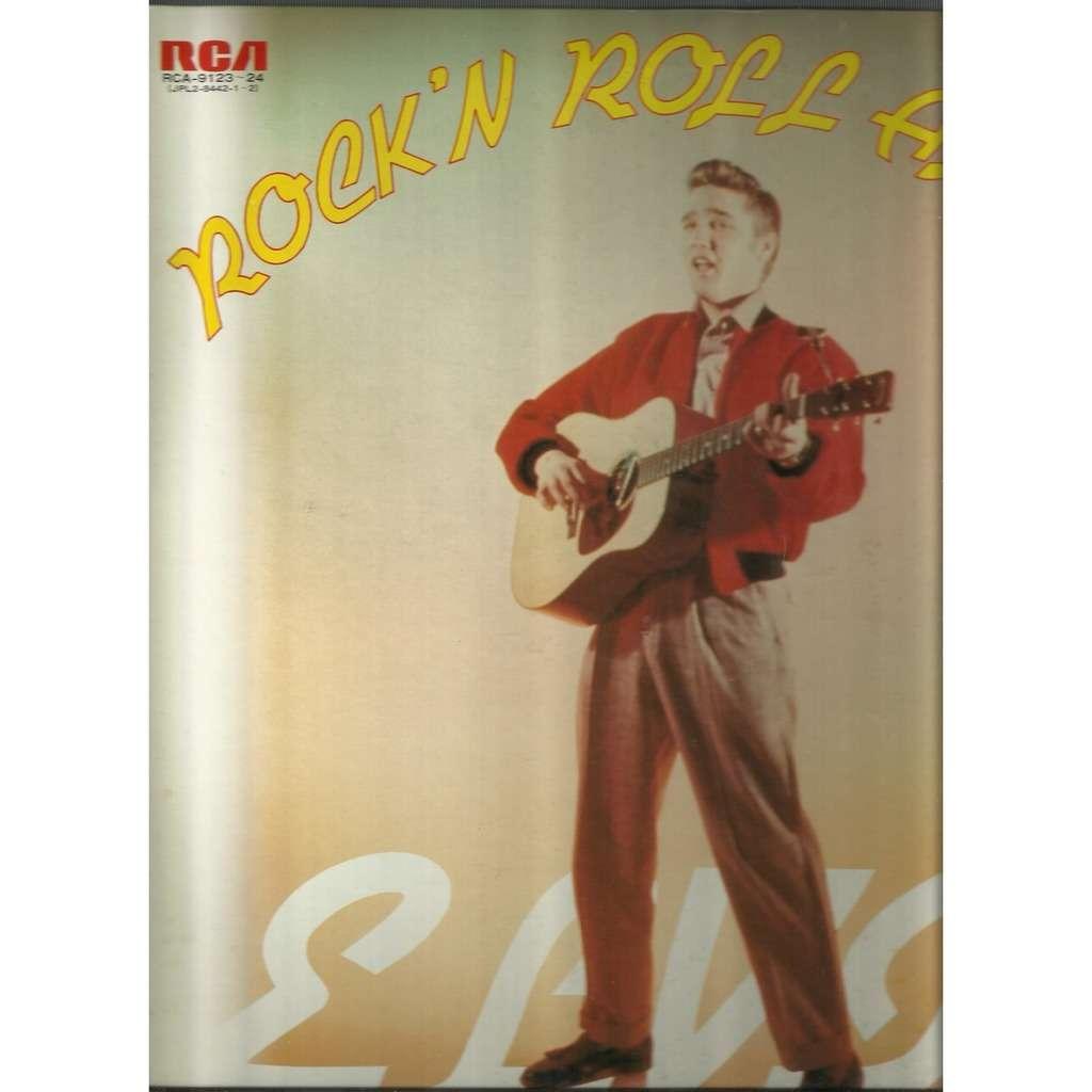 elvis presley rock'n'roll album