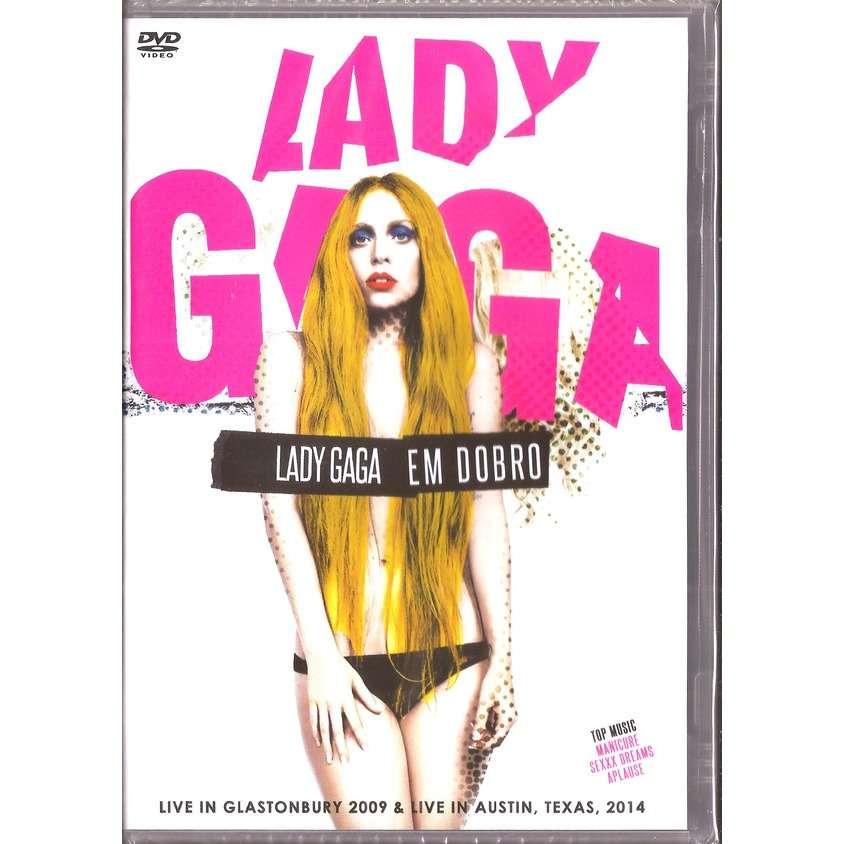 lady gaga Lady Gaga Em Dobro- Live (Brazil release)