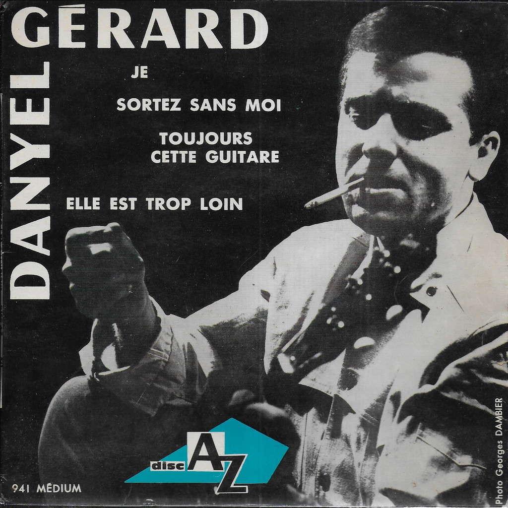Danyel GERARD avec Les CHAMPIONS Je