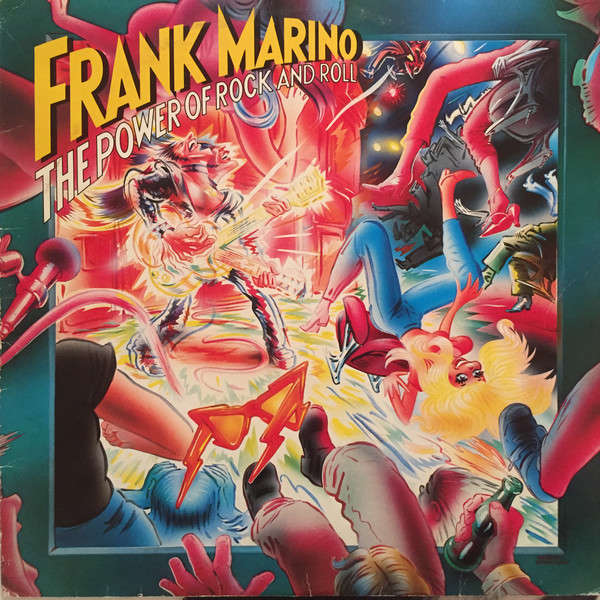 frank marino THE POWER OF ROCK AND ROLL