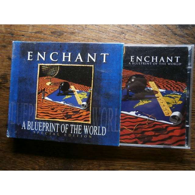 enchant A blueprint of the world