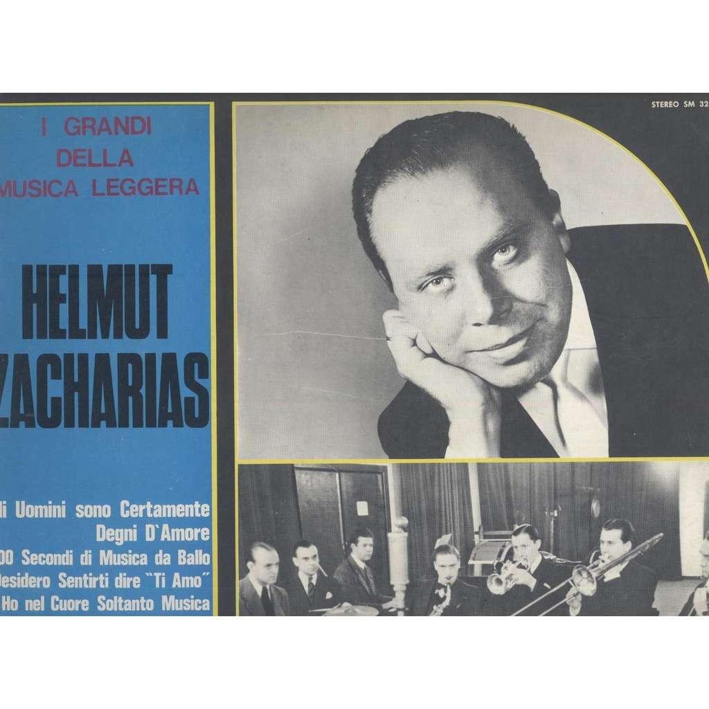 Helmut Zacharias O Aha ( Compilation 12 Tracks )
