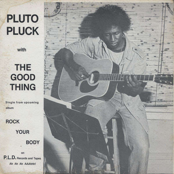 pluto pluck the good thing