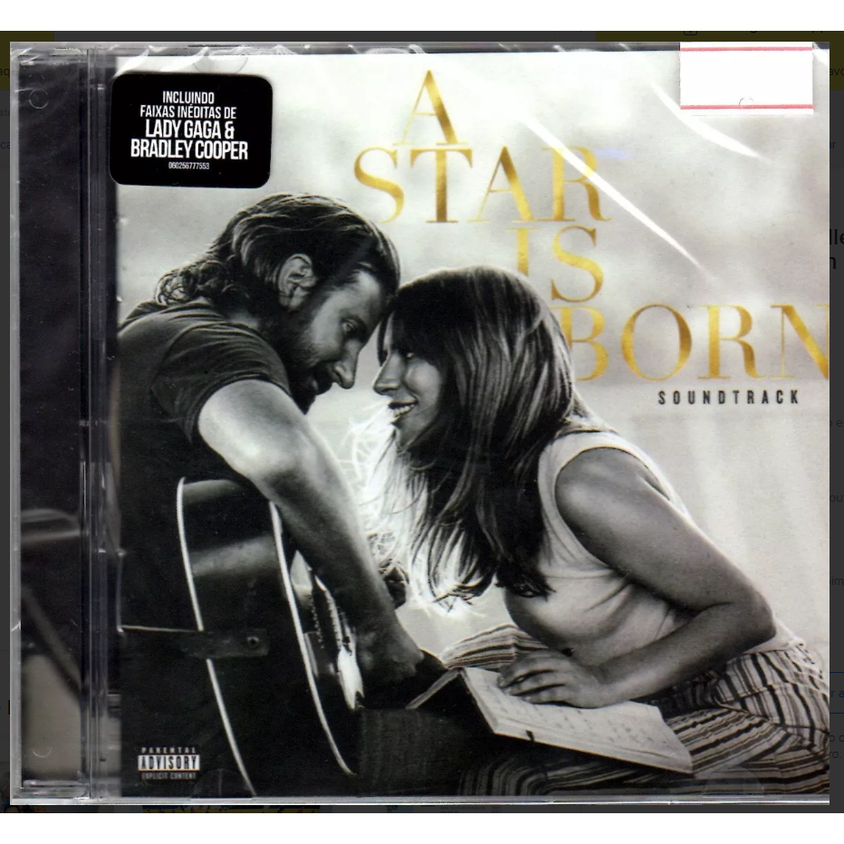 Lady gaga A Star Is Born (Brazil release 2019)